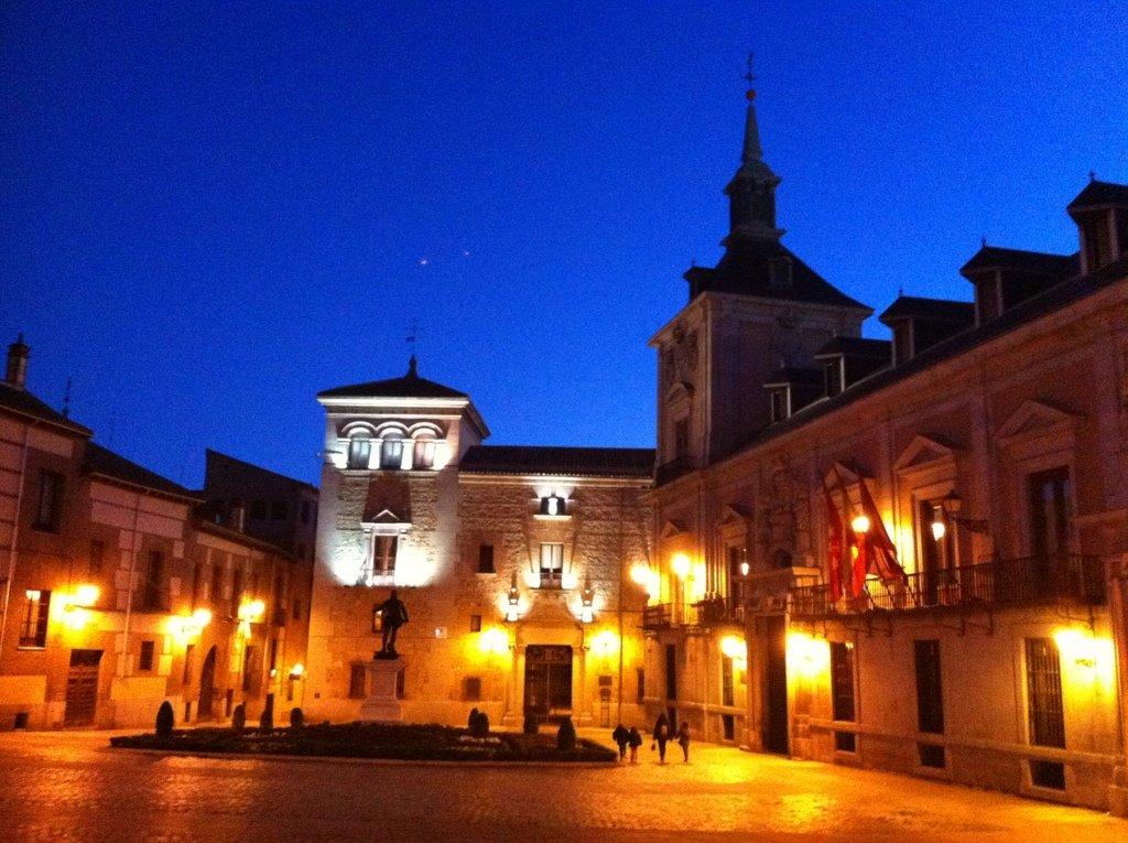 Juego de Pistas Madrid Medieval