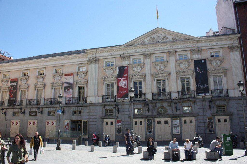 Teatro Español (1)