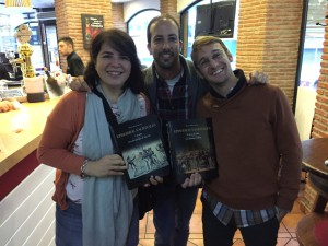Beatriz, Jaime y Juan ganadores del JDP del 15/11/15