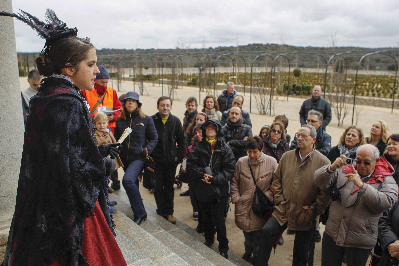 Visita teatralizada Palacio Infante Don Luis (4)