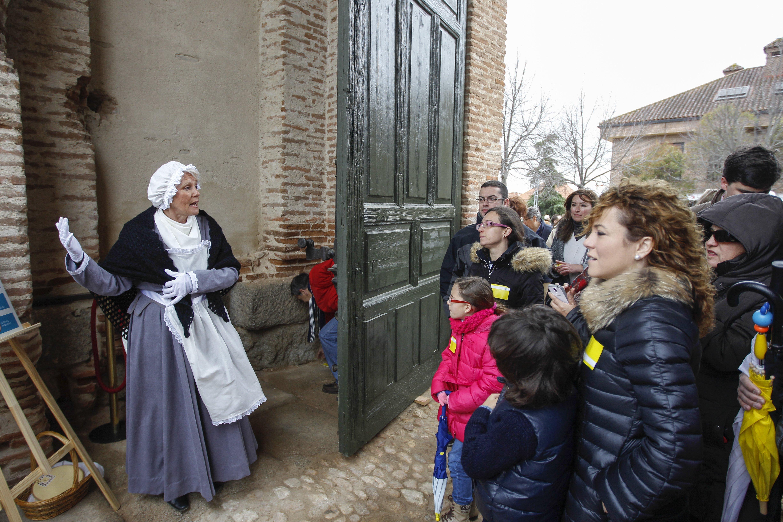 Visita teatralizada Palacio Infante Don Luis (6)