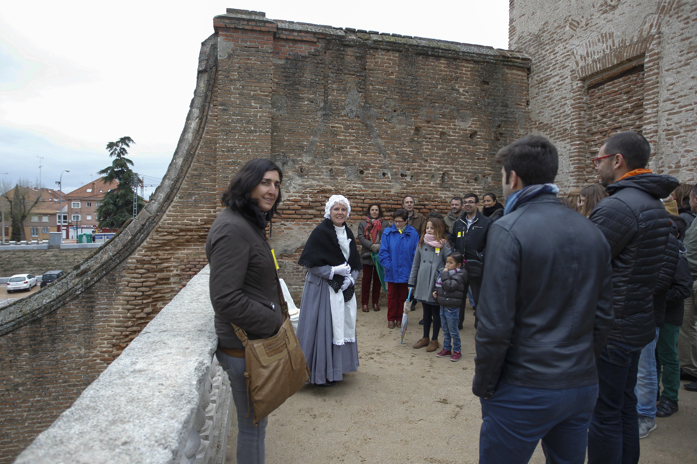 Visita teatralizada Palacio Infante Don Luis (7)