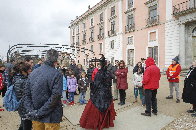 Visita teatralizada Palacio Infante Don Luis (8)