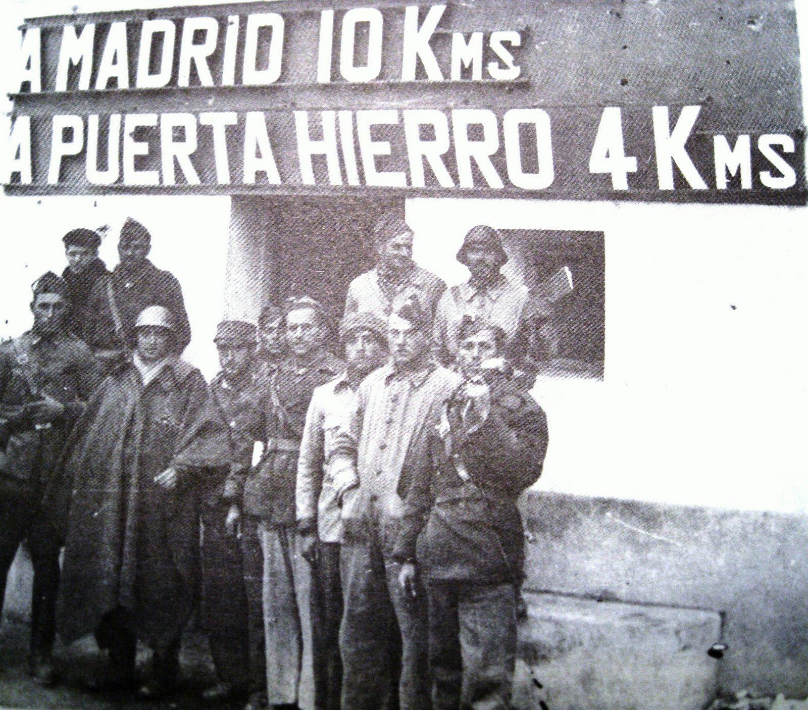 Charla Batalla de la carretera de La Coruña