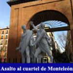 Visita guiada Asalto al cuartel de Monteleón