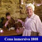 Cena inmersiva de 1808