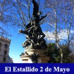 El estallido del 2 de Mayo de 1808