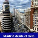Visita guiada Madrid desde el Cielo