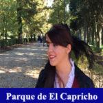 Teatralizada Parque de El Capricho
