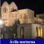 Excursión  Ávila Nocturno
