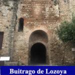 Excursión Buitrago de Lozoya