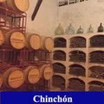 Excursión Chinchón