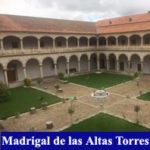 Visita guiada a Madrigal de las altas Torres