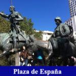 Juego de Pistas Plaza de España